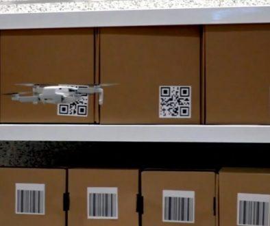 drone magazzino logistica