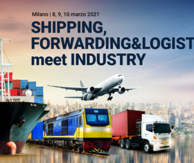 Shipping, Forwarding & Logistics meet Industry 2021