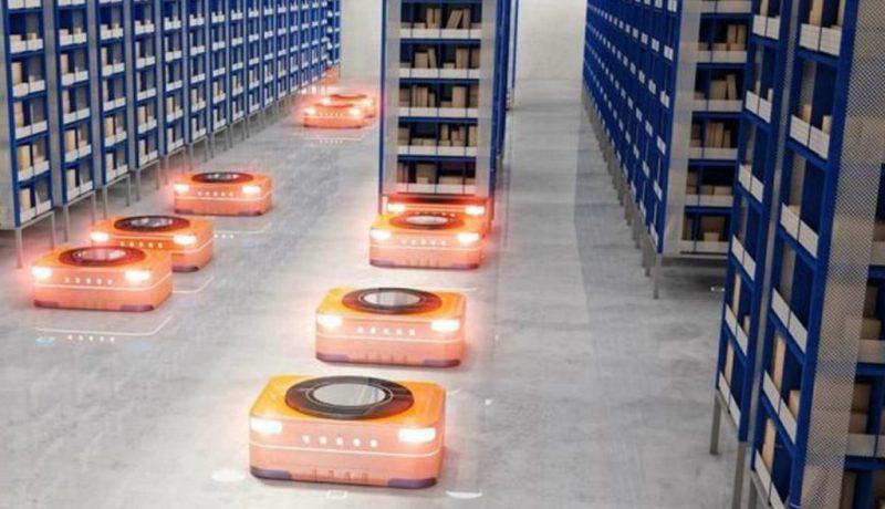 magazzino robot