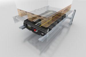 SPM Smart Pallet Mover Interroll