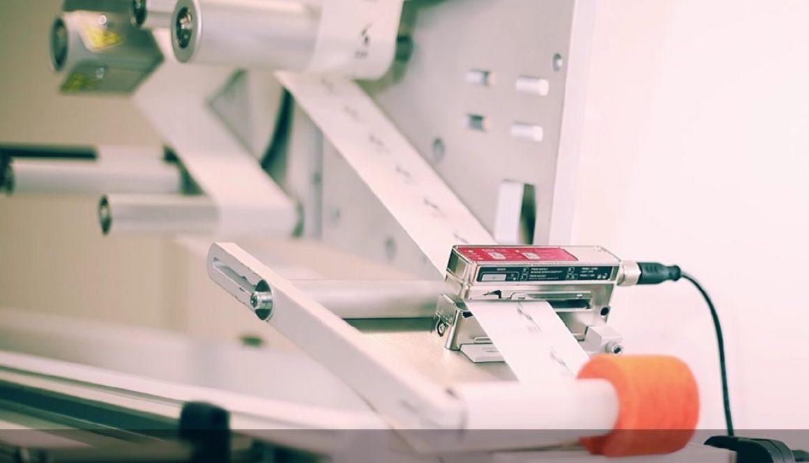 Sensori rilevare etichette