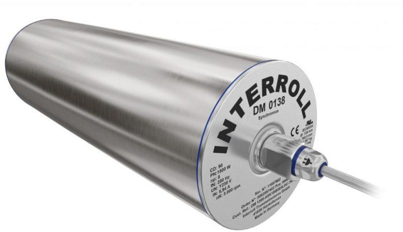 mototamburo sincrono DM 0138 Interroll
